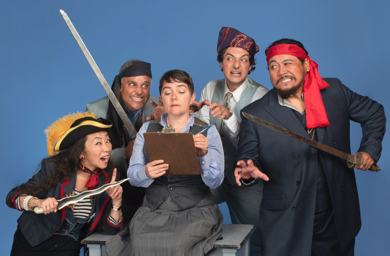 San Francisco Mime Troupe S Treasure Island The Musical 2019